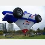 Formula 1 Grand Prix Balloon (The Racer)