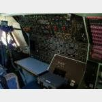 Flight Engineer's panel