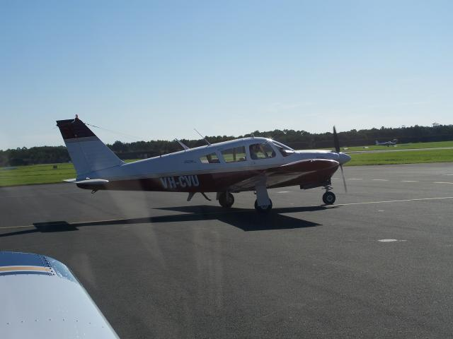 VH-CVU - 180HP Piper Archer