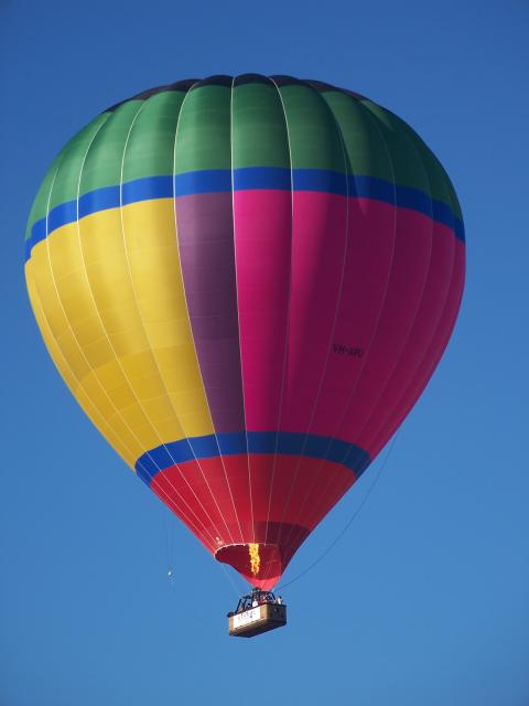 Global Ballooning's 350 (VH-APU)